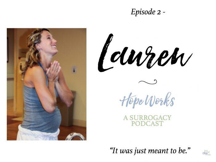 Lauren Episode 2