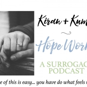 Listen to Kiran and Kumar's Episode here!