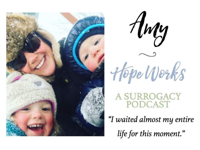 Amy Shares her Surrogacy Story