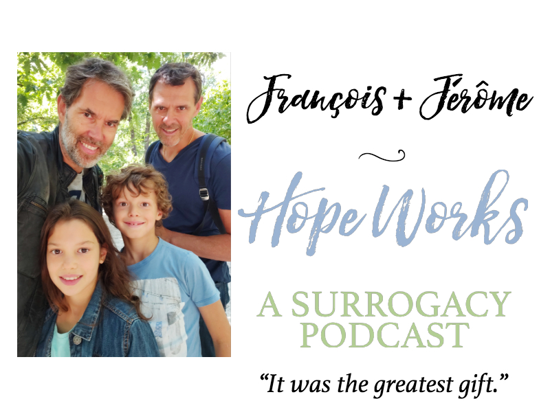 Two Dads Share Their Surrogacy Story