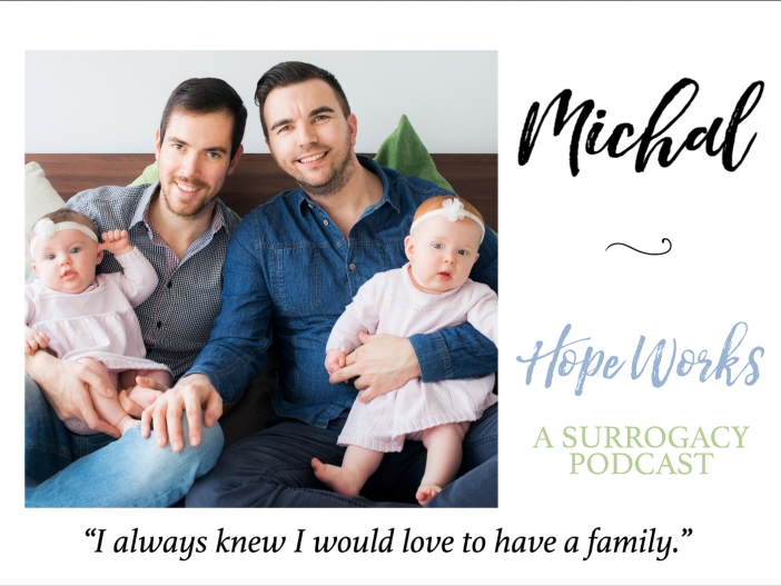 Michal shares his story