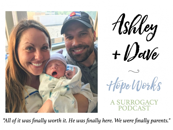 Proud parents share their surrogacy story on Hope Works!